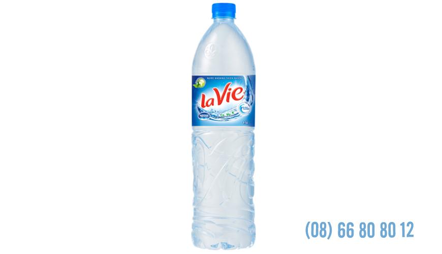 Nước khoáng LaVie 1.5 lít