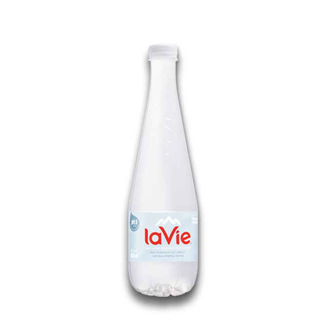 Nước khoáng laVie Premium 400ml